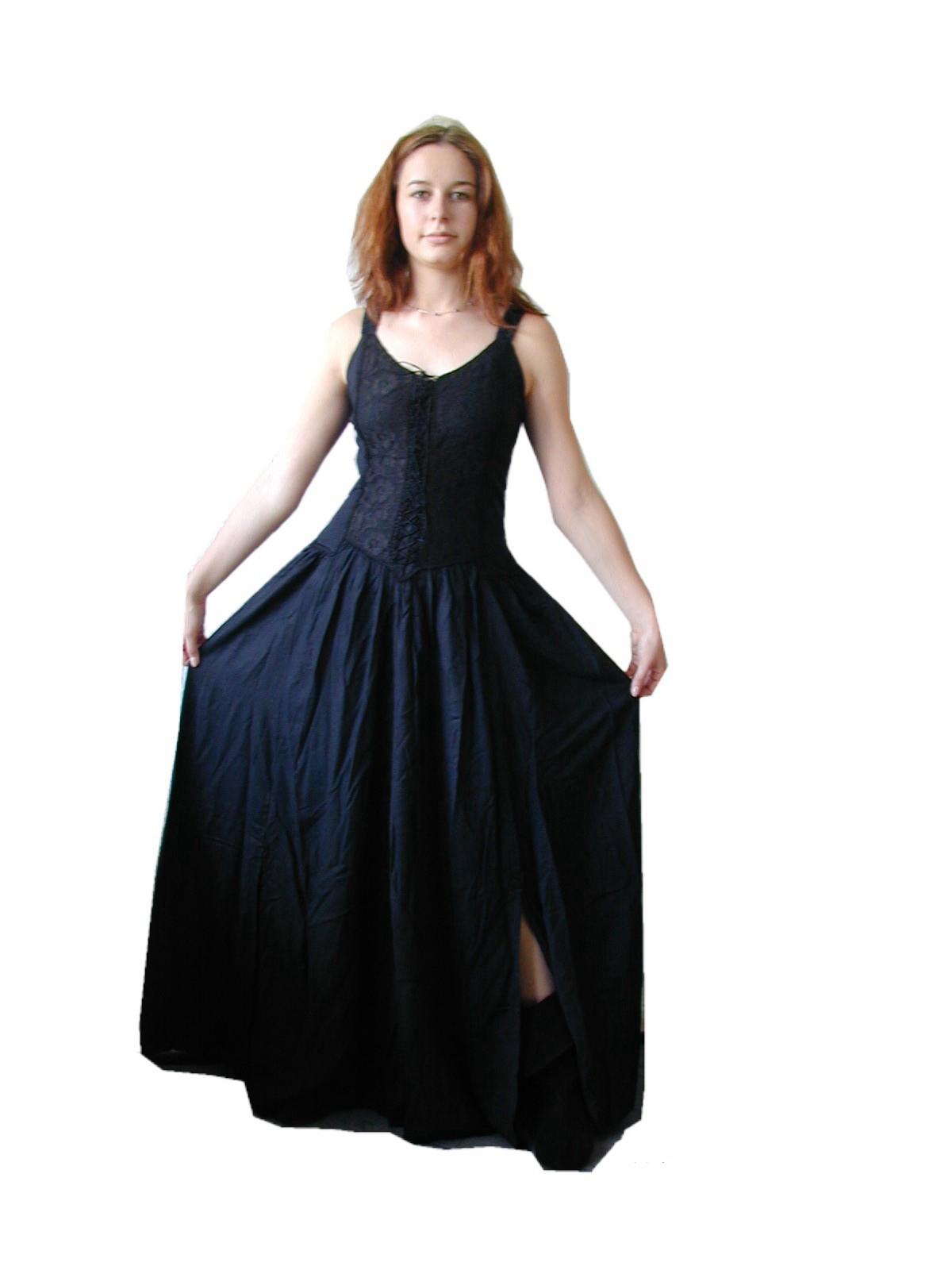 0ddf06a4e220 Abiti Medievali - Abito femminile - Vestito lungo - Cotone